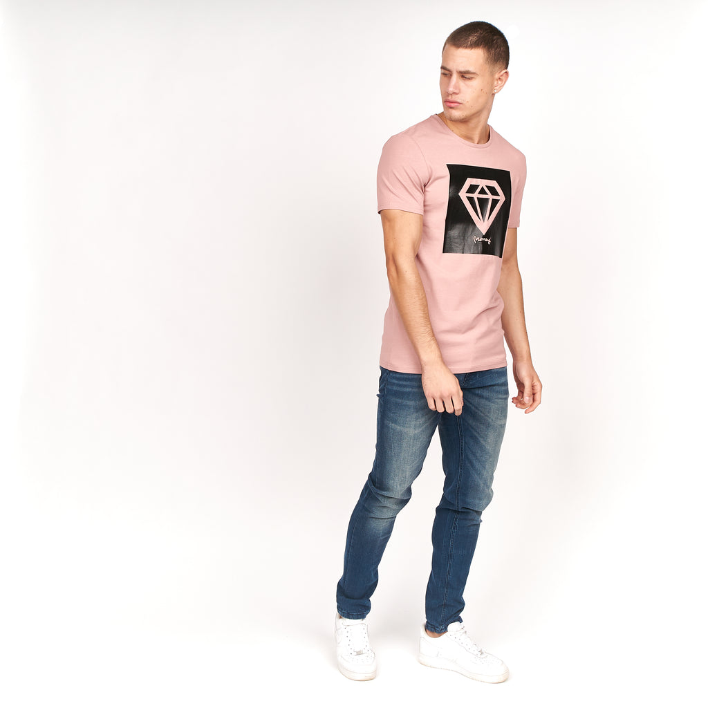 Gomez T-Shirt Woodrose