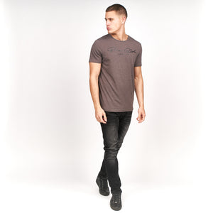 Tierney T-Shirt Eiffel Tower Marl