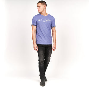 Utaka T-Shirt Blue Ice