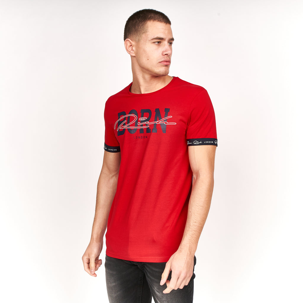 Vietto T-Shirt Mars Red