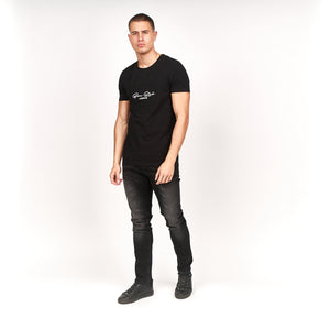 Wague T-Shirt Black