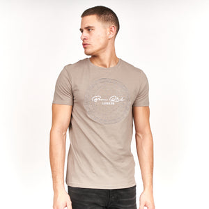 Wague T-Shirt Steeple Grey