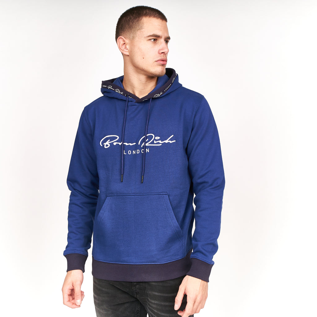 Cabella Hoodie Twighlight Blue