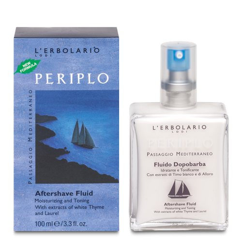 Aftershave-Fluid Periplo 100ml