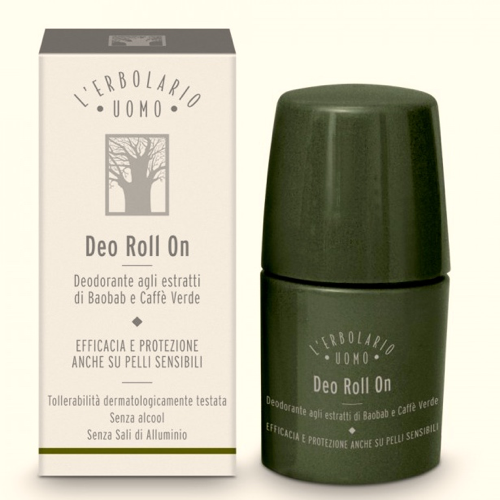 Deo Roll-On Uomo Baobab 50ml