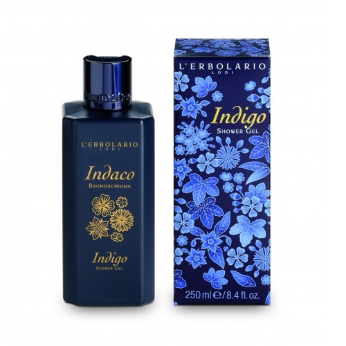 Bade- / Duschlotion Indigo 250ml