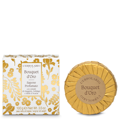 Seife Bouquet d'Oro 100g