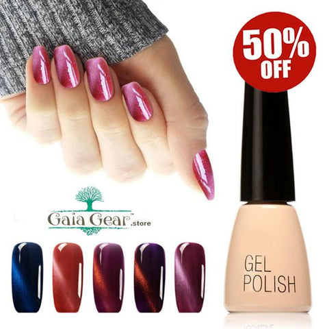 50% OFF  - NEW!!! CAT'S EYE NAIL POLISH YOU WILL LOVE!!!