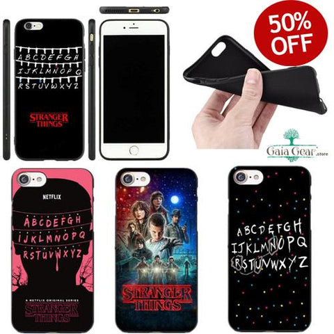 50% Off - New!! Stranger Things iPhone Case You Will Love!!!