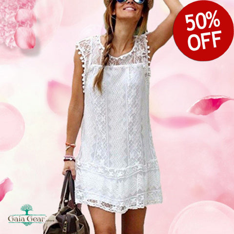 50% Off - New!!! Nichole Sleeveless Lace Dress You Will Love!!!