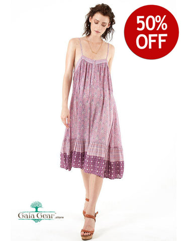 50% Off - New!!! Gypsy Midi Dress You Will Love!!!