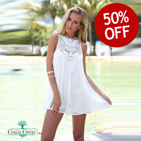 50% Off - New!!! Chloe Mini Lace Dress You Will Love!!!