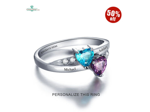 Beautiful Personalized  Ring-50% OFF Limited Time