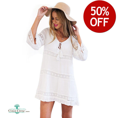 50% Off - New!!! Samantha Lace Summer Dress You Will Love!!!
