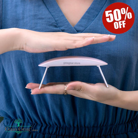 Portable UV Led Lamp Nail Dryer You Will Love!!!