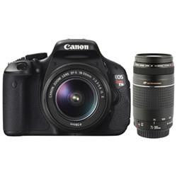 CANON EOS REBEL T3 12.2MP DSLR CAMERA