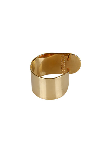 Pavo Gold-Plated Ring