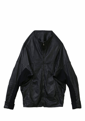 KOTO washable leather jacket