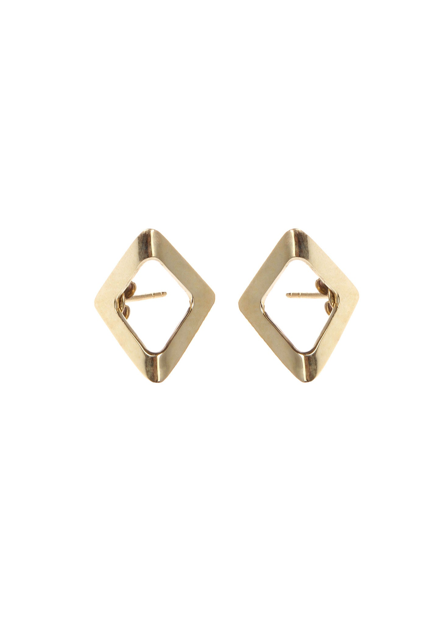 Tetragon Mini Earring