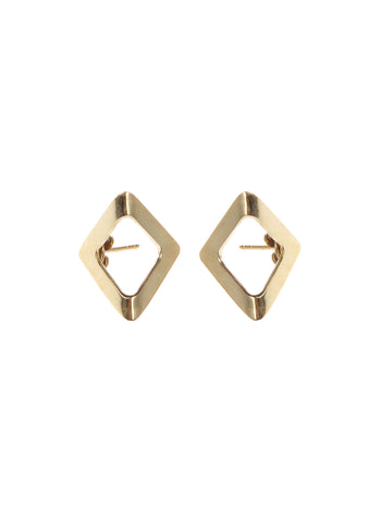 Arrow Gold-plated Earcuff