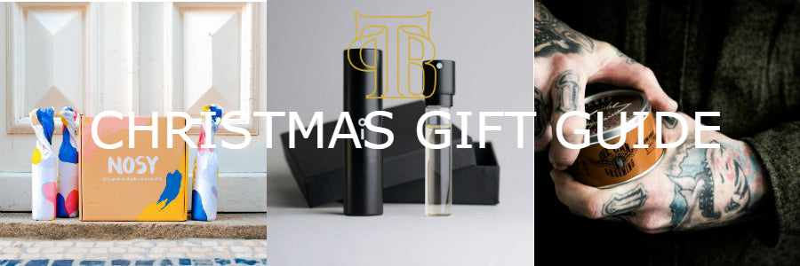 The Personal Barber christmas gift guide 2019