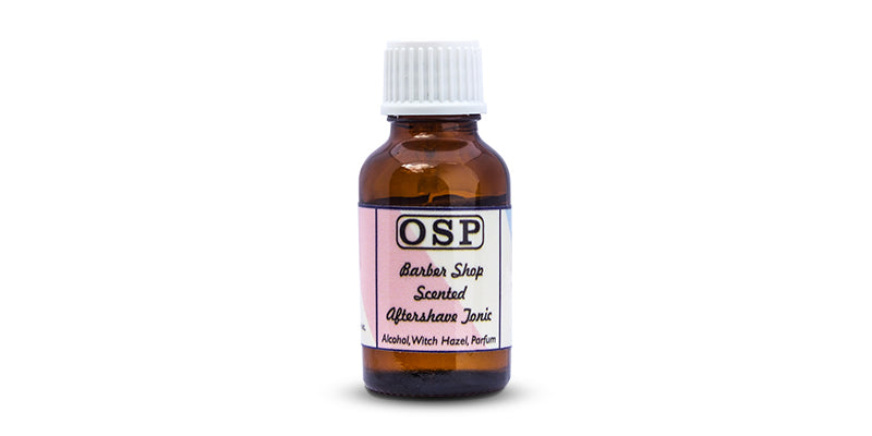 Barbershop Aftershave Tonic - Obsessive Soap Perfectionist
