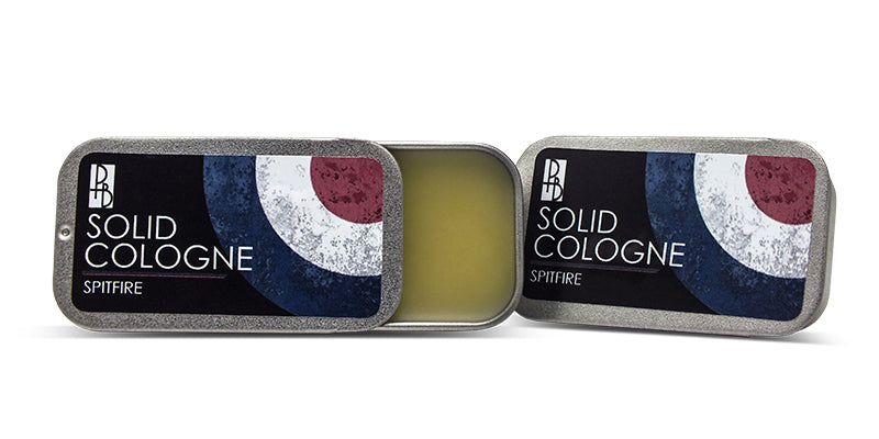 Solid Cologne Spitfire scented Phoenix and Beau