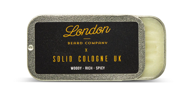 Solid Cologne From London Beard Company