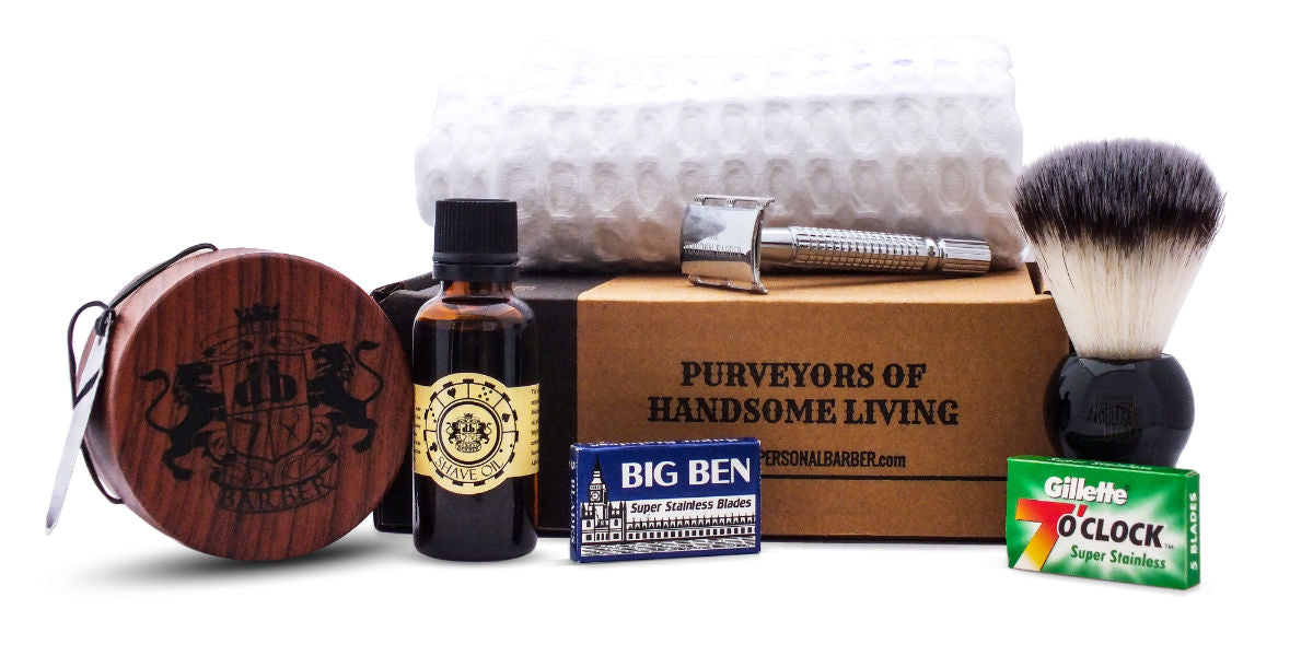 February 2017 The Personal Barber subscription box