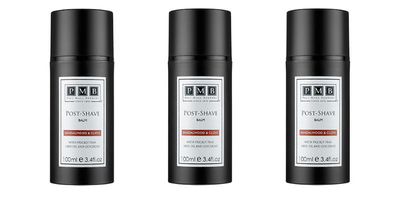 Pall Mall Barbers Post Shave Balm