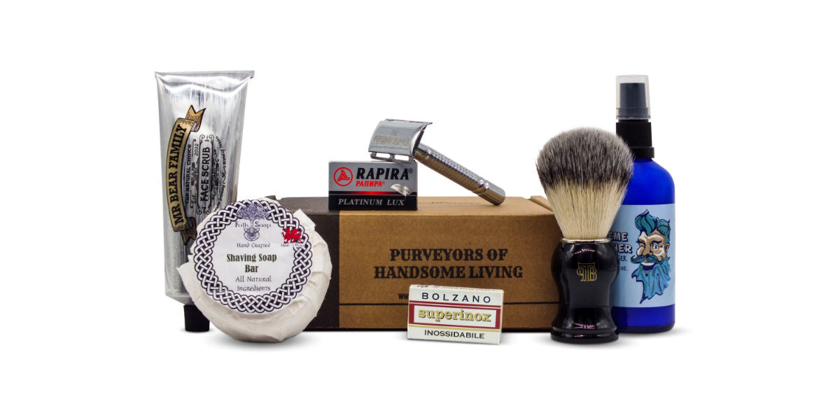 The Personal Barber subscription box May June 2019