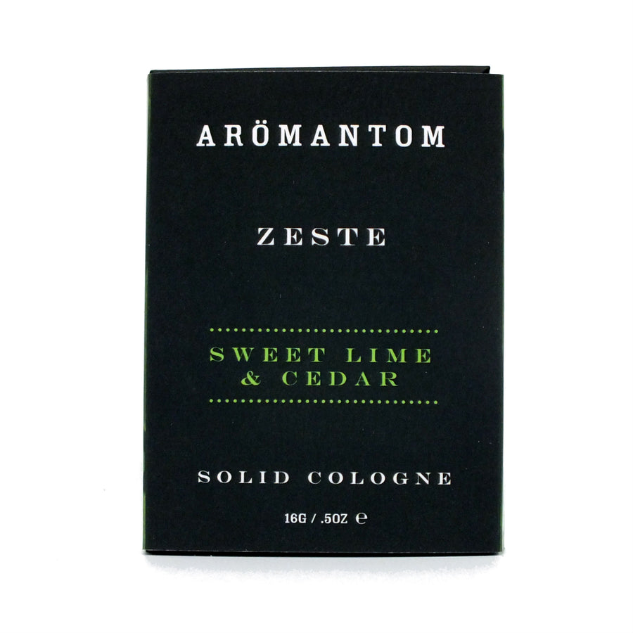 Aromantom Zeste Solid Cologne