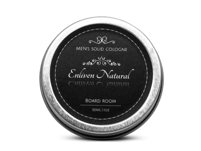 Enliven Naturals Board Room Solid Cologne