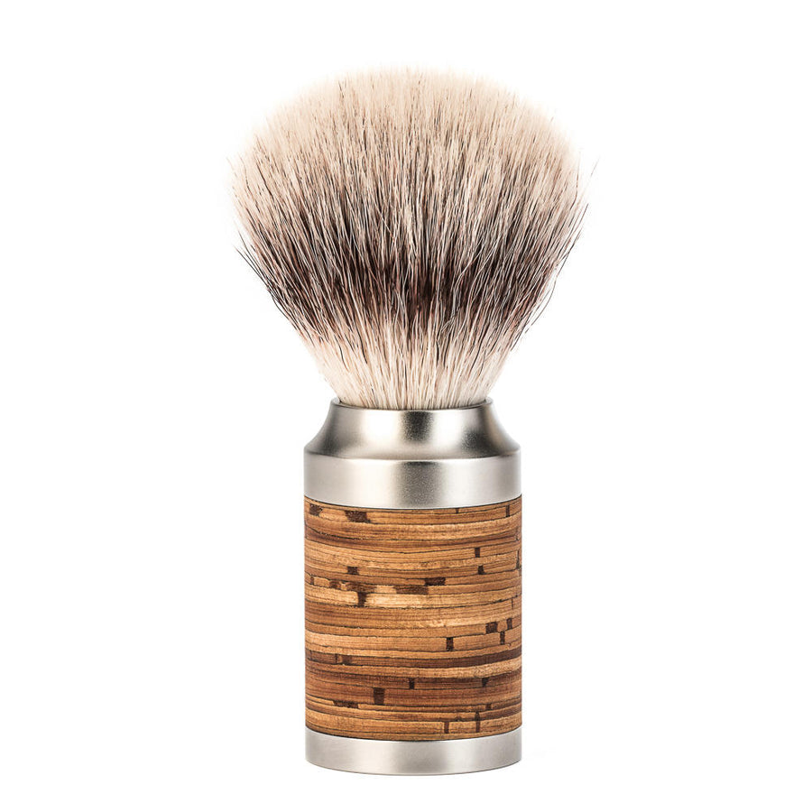 Muhle 31M95 Rocca Birch Bark Silvertip Fibre Shaving Brush
