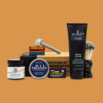 The November/Dec20 Shaving Kit