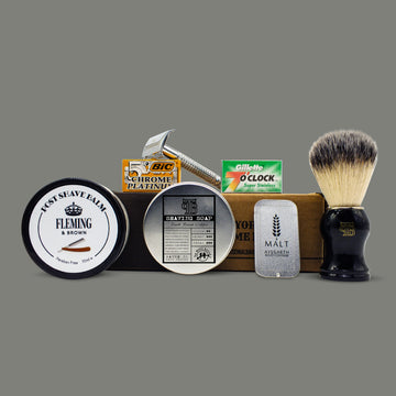 The October/Nov20 Shaving Kit