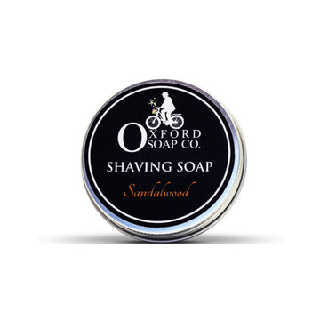 Oxford Soap Company Sandalwood Shaving Soap