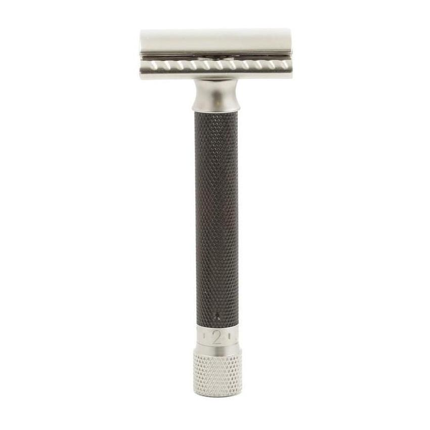 Parker Variant Adjustable Safety Razor Graphite