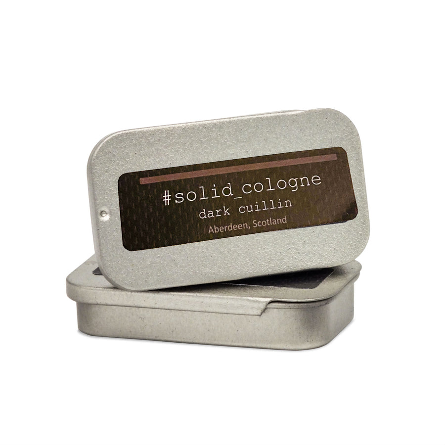 The Solid Cologne Project Dark Cuillin Cologne