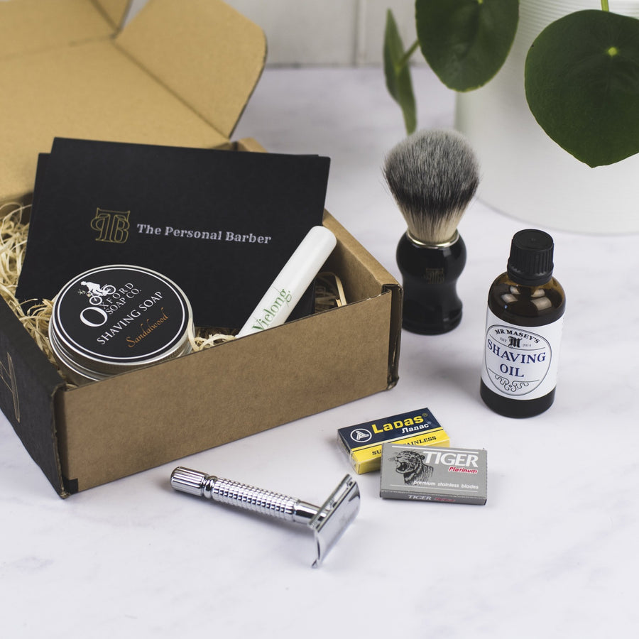 *GIFT* - 6 Month Wet Shaving Subscription