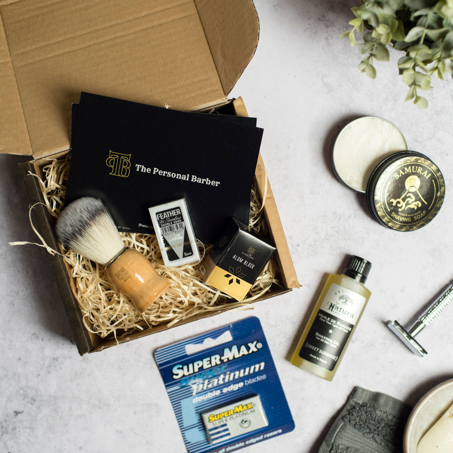 *GIFT* - A Year's Wet Shaving Subscription