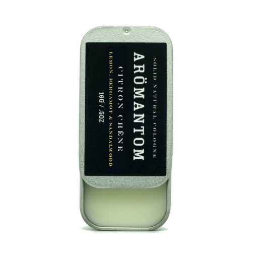 Aromantom Citron Chene Solid Cologne