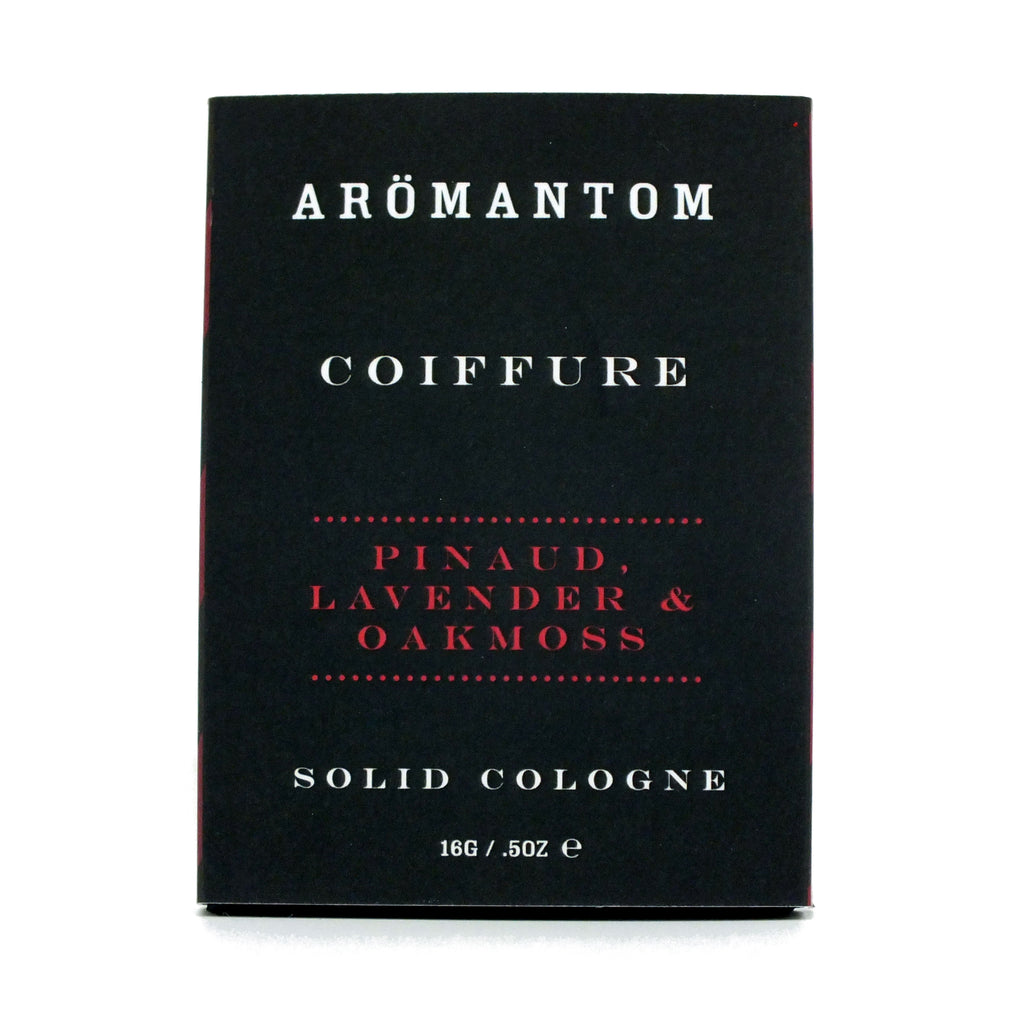 Aromantom Coiffure Solid Cologne