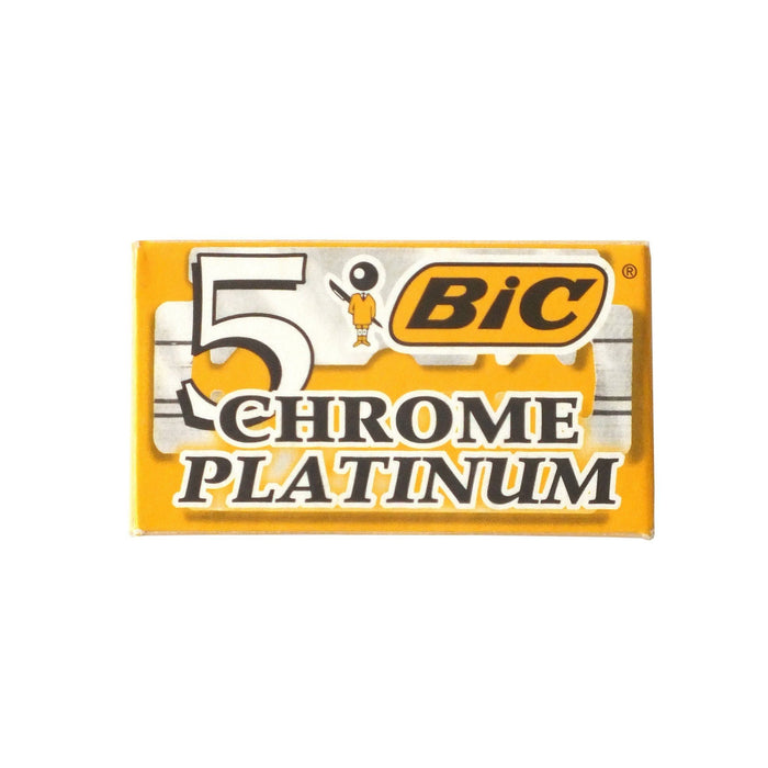 BIC Chrome Platinum DE Blades