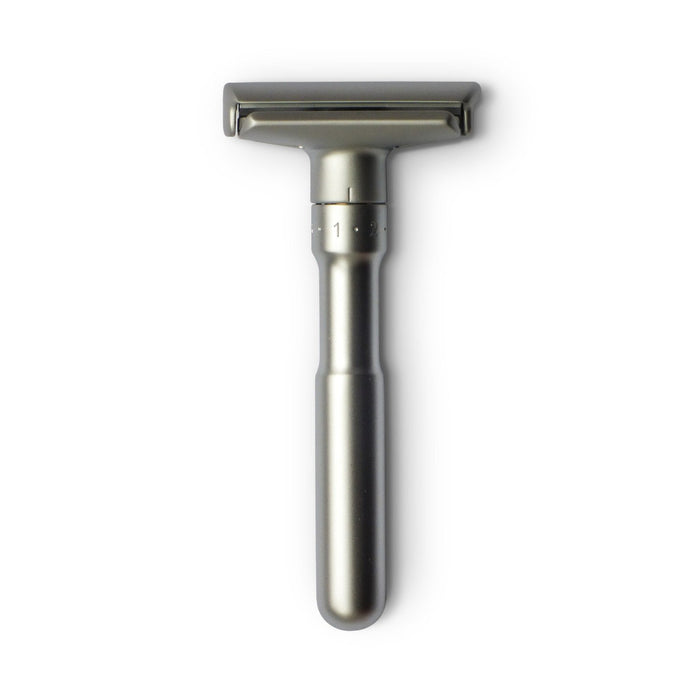 Double-Edge Safety Razor - Merkur Futur Satin Safety Razor