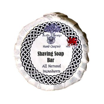 Folk Soap Sandalwood And Vanilla Shaving Soap