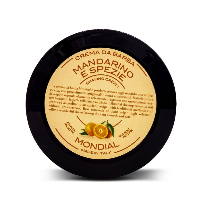 Mondial Mandarin And Spice Shaving Cream