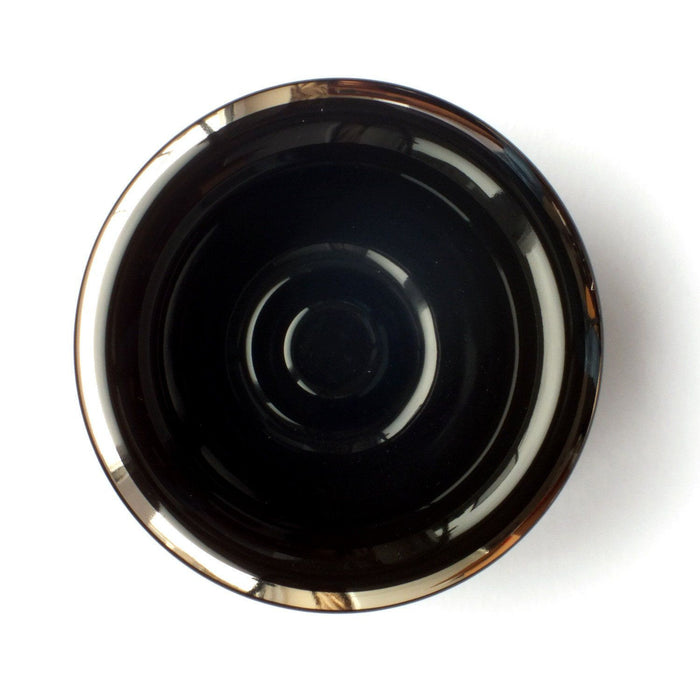 Shaving Bowl - Muhle Black Porcelain Shaving Bowl