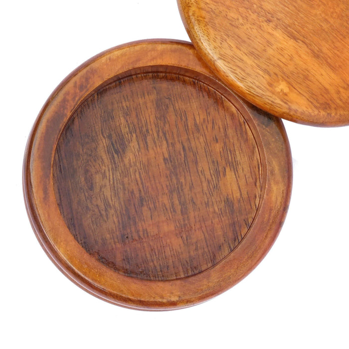 Shaving Bowl - Parker HMWB Honey Mango Wood Shaving Bowl