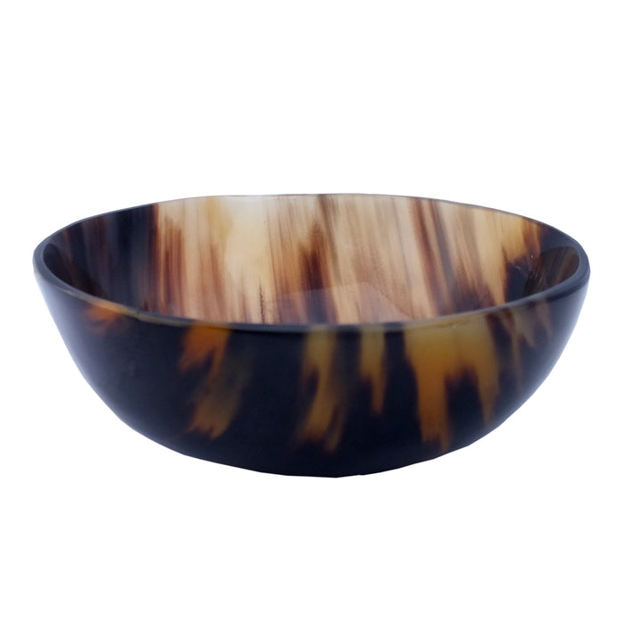 Shaving Bowl - Parker SBOH Ox Horn Shaving Bowl